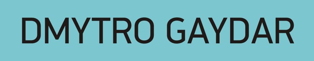 dmytrogaydar.com